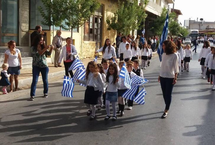 Το πρόγραμμα εορτασμού της 28ης Οκτωβρίου στο Δήμο Γόρτυνας