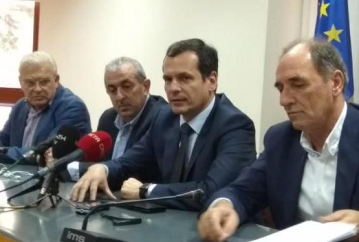 Σταθάκης: Η ηλεκτρονική διασύνδεση της Κρήτης το μεγαλύτερο έργο στην χώρα!