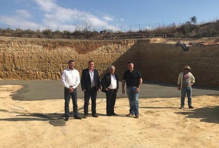 Ξεκίνησε η κατασκευή της 2ης μονάδας αφαλάτωσης στο Γάζι