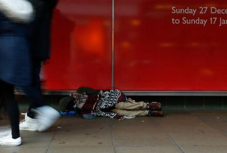 Σάλος με τον θάνατο Ελληνα αστέγου στο Λονδίνο