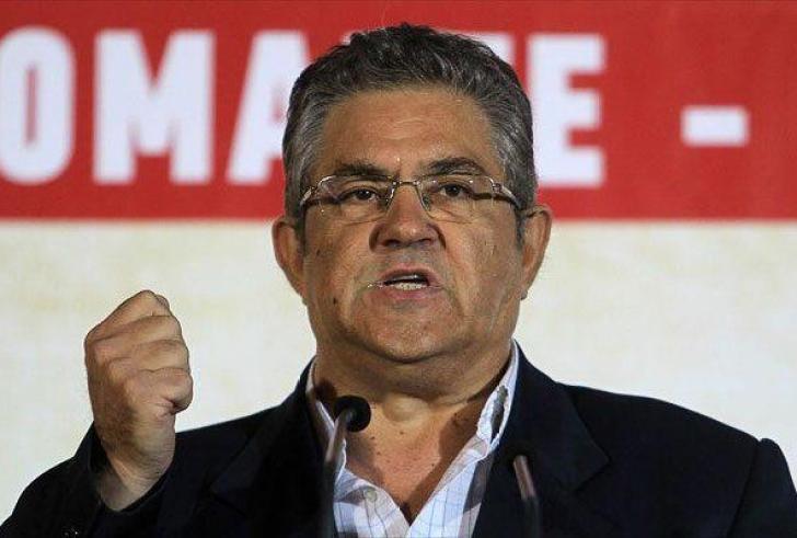 Κουτσούμπας από Ηράκλειο: «Πρόκληση» το να μιλά ο ΣΥΡΙΖΑ για δημοκρατία