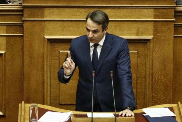 Μητσοτάκης: Ο Τσίπρας τάζει προσλήψεις, η Ελλάδα δεν χρειάζεται μεγαλύτερο κράτος