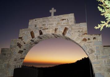 Μονή Αγίου Νικολάου στα Σκούρβουλα (φώτο)