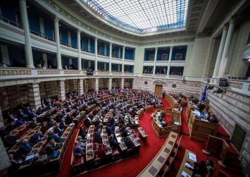 Πέρασε από την Βουλή των Ελλήνων η συμφωνία των Πρεσπών