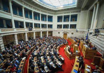 Σήμερα το μεσημέρι η ψηφοφορία για τη Συμφωνία των Πρεσπών