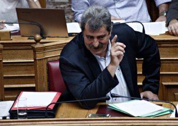 """Η Μαντινάδα που """"αφιέρωσε"""" ο Πολάκης στον Καραμανλή"""