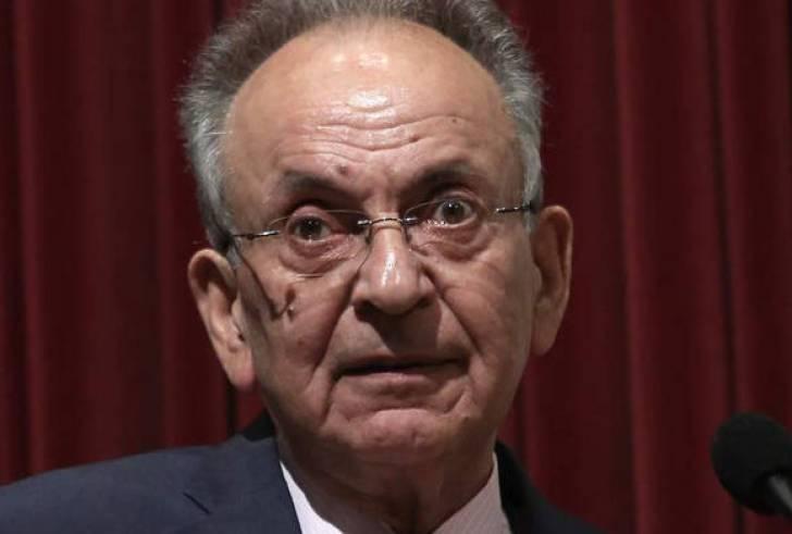 Έφυγε από τη ζωή ο πρώην Υπουργός Δημήτρης Σιούφας