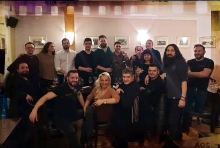 Μια υπέροχη βραδιά με τον Γιώργο Νικηφόρου Ζερβάκη έζησαν οι Έλληνες της Γερμανίας