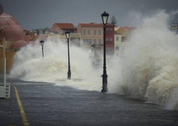Η κακοκαιρία «Ωκεανίδα» έρχεται με χιόνια και πολικές θερμοκρασίες