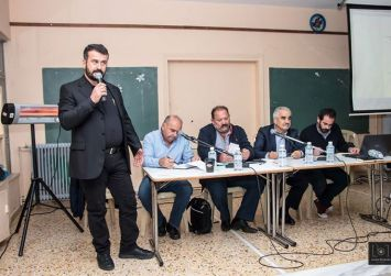 Την Τετάρτη 13 Φεβρουαρίου στη Γέργερη η δεύτερη θεματική εκδήλωση του Μιχάλη Κοκολάκη