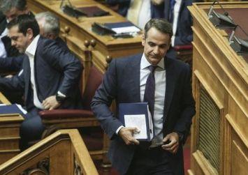 Δημοσκόπηση Alco: Στις 6,5 μονάδες η διαφορά ΝΔ- ΣΥΡΙΖΑ