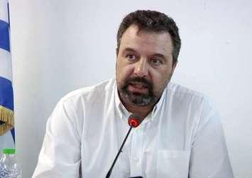 Στο Ηράκλειο ο υπουργός Αγροτικής Ανάπτυξης Σ. Αραχωβίτης