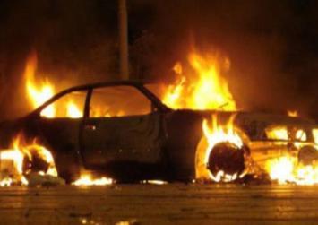 Έκρηξη αυτοκινήτου στο κέντρο του Ηρακλείου!