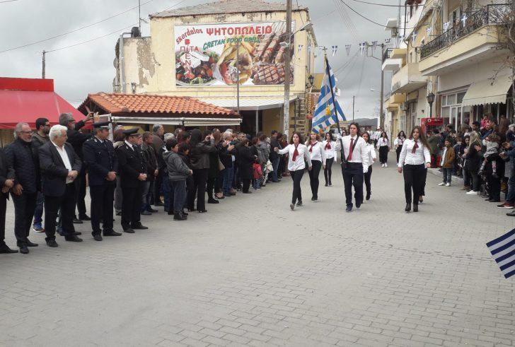 Πρόγραμμα Εορταστικών Εκδηλώσεων της 25ης Μαρτίου στο Δήμο Βιάννου