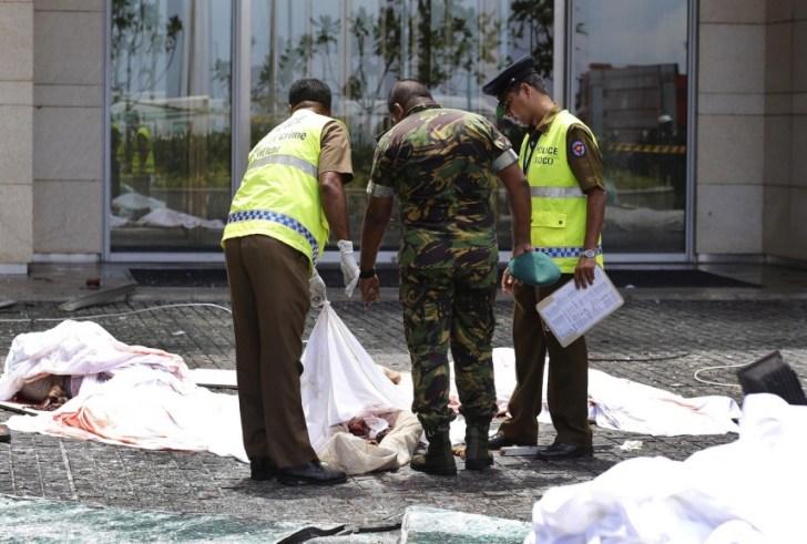 Παγκόσμιο σοκ με το μακελειό στη Σρι Λάνκα: 290 νεκροί, 500 τραυματίες