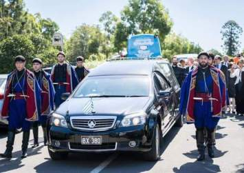 Οι Κρήτες της Αυστραλίας αποχαιρέτησαν τον Αρχιεπίσκοπο Στυλιανό με «άρωμα Κρήτης»