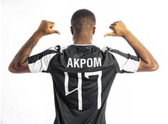 Τσούμπα Άκπομ: Ο πρώην «κανονιέρης» πάει για πρωτάθλημα με τον αήττητο ΠΑΟΚ