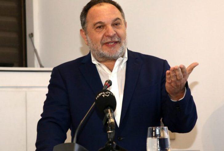 Με το χρίσμα της ΝΔ κατεβαίνει υποψήφιος στο Ηράκλειο ο Γιάννης Κουράκης