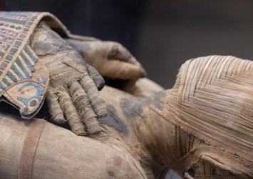 Αρχαιολόγοι άνοιξαν για πρώτη φορά αρχαία μυστηριώδη σαρκοφάγο live (βίντεο)