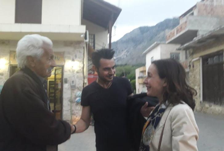 Επίσκεψη σε Βορίζια και κεντρική ομιλία στον Ζαρό, του συνδυασμού Φαιστός Ενεργοί Πολίτες