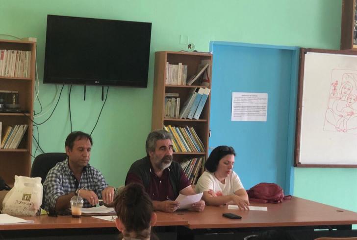 """Αποτελέσματα εκλογών στο Σύλλογο Εκπ/κων Π. Ε """"ΦΑΙΣΤΟΣ"""""""