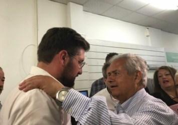 Μεγάλος νικητής ο Μενέλαος Μποκέας στο δήμο Μαλεβιζίου
