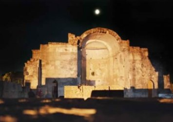 Πανσέληνος στην Αρχαία Γόρτυνα