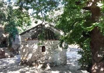 Ναός Αγίου Ανδρέα στο Βουρβουλίτη (φώτο)