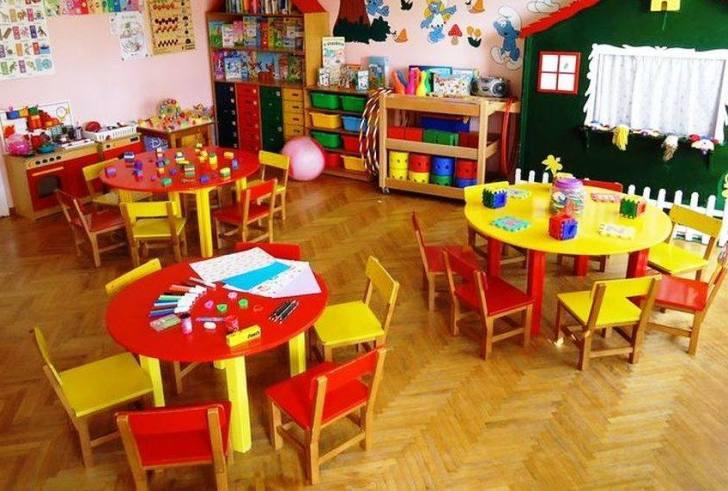 Ανακαίνιση του παιδικού σταθμού Σπηλίου