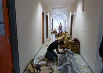 Ανανέωσαν το Κέντρο Υγείας Αγίας Βαρβάρας (φώτο)