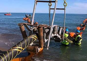 Κρήτη: Ξεκινούν οι υποβρύχιες εργασίες για την ηλεκτρική διασύνδεση