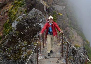 Στον τροπικό παράδεισο της Μαδέρα με τον Ορειβατικό Μοιρών (φώτο)