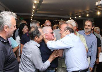 Πλήθος κόσμου στην προεκλογική συγκέντρωση του Νίκου Τζώρτζογλου (φωτογραφίες)
