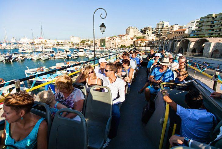 Ηράκλειο: Εγκρίθηκε διαδρομή ανοιχτού τουριστικού λεωφορείου