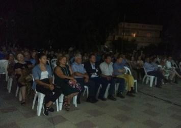 """Πλήθος κόσμου στην εκδήλωση """"Τυμπάκι – Από τη Ναζιστική ισοπέδωση στην ανοικοδόμηση & ανάπτυξη"""""""