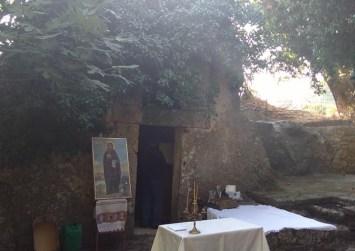 Δευτέρα 26 Αυγούστου εορτάζει ο Ι.Ν. του Αγίου Ιωασάφ στον Άγιο Θωμά