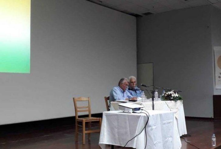 O Μιχάλης Κοκολάκης στον απολογισμό πεπραγμένων του Γιώργου Αρμουτάκη