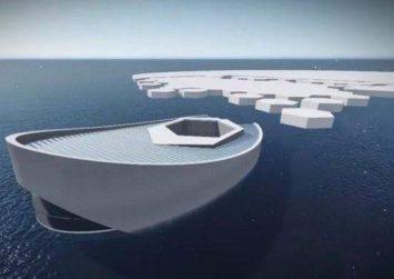 """Σώζοντας την Αρκτική: Πλοία θα """"αφήνουν"""" παγόβουνα εκεί όπου λιώνουν οι πάγοι"""