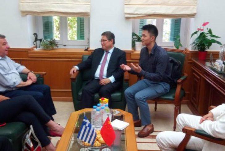 Ταινία για την διάσωση χιλιάδων Κινέζων από την Λιβύη στην Κρήτη
