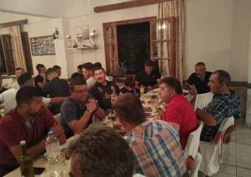"""""""Οικογενειακό"""" τραπέζι για τον Α.Ο.Τυμπακίου (φώτο)"""