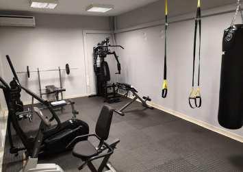 Έτοιμο το κλειστό γυμναστήριο Λαρανίου! (φώτο)