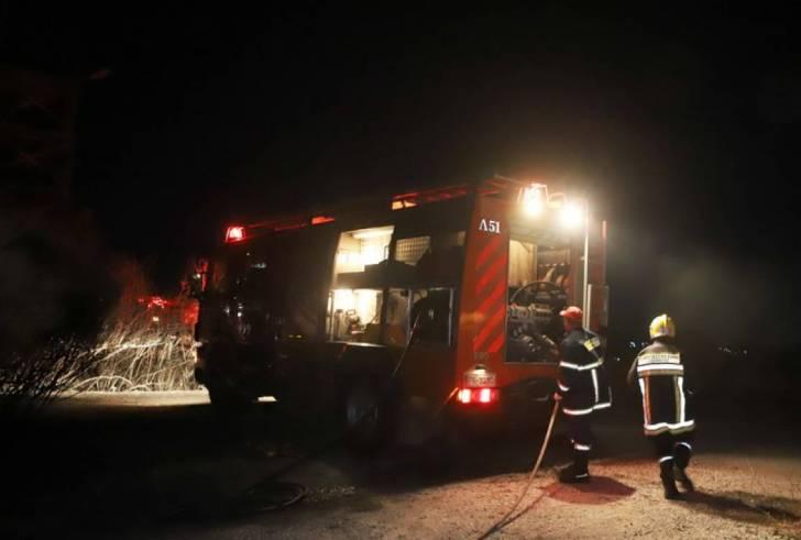 Σκηνές απείρου κάλους στο Τσιφούτ Καστέλλι – Παραδόθηκε ο βασικός ύποπτος για τις φωτιές