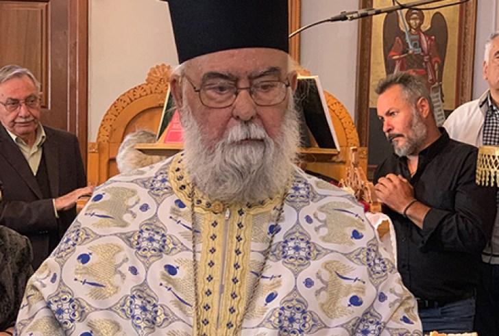 Εκοιμήθη ο ιερέας της Νέας Ανατολής Ιεράπετρας Ιωάννης Ζερβάκης