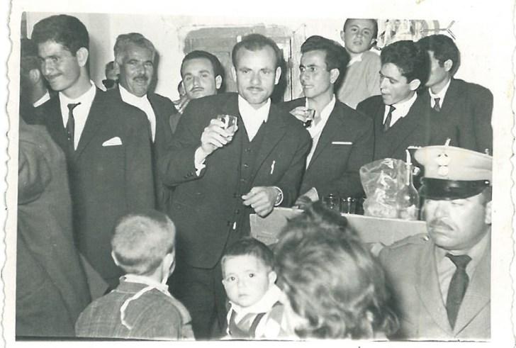 Σε Μοιριανό Καφενείο του '60