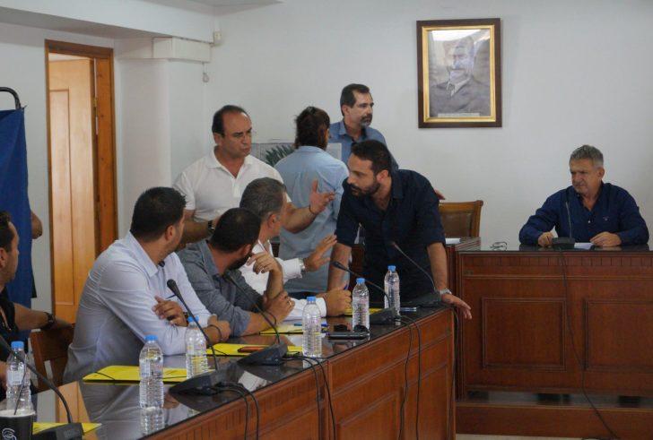 Η Λαϊκή Συσπείρωση για το νέο σχήμα της δημοτικής αρχής του Δήμου Φαιστού