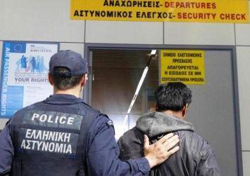 Συνεχίζονται οι συλλήψεις στα αεροδρόμια της Κρήτης