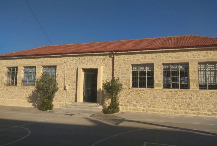 Αναβαθμίστηκε λειτουργικά και αισθητικά το Δημοτικό Σχολείο Βαγιωνιάς (φώτο)