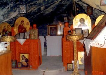 Ιερός Ναός Αγίου Δημητρίου στον Κρότο