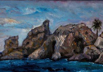 """Έκθεση Ζωγραφικής: """"Άκρες του Νότου"""" – Τα Αστερούσια και οι νότιες Ακτές έγιναν έργα τέχνης"""