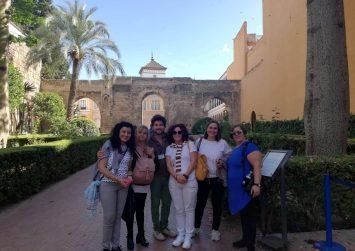 Στην Ισπανία η παιδαγωγική ομάδα του 1ουΔημοτικού Σχολείου Μοιρών στα πλαίσια του ERASMUS+